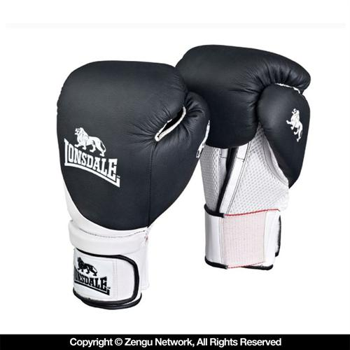Lonsdale Lonsdale Club Black Training Gloves
